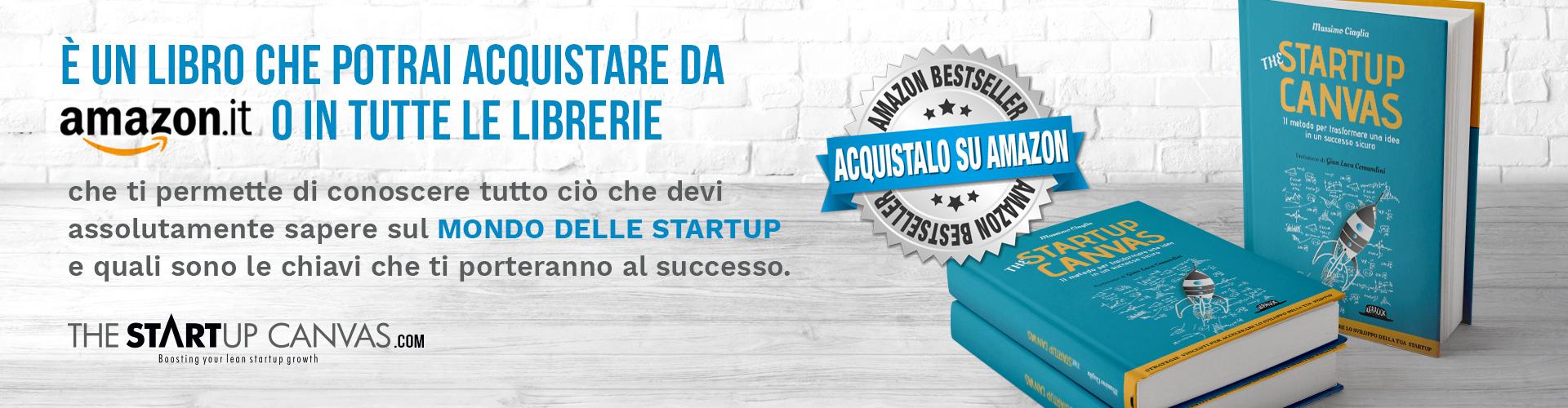 Acquista The Startup Canvas