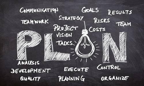 esempio business plan startup
